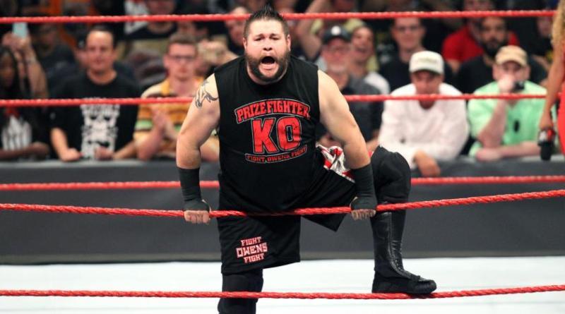 Kevin Owens WWE Return Update