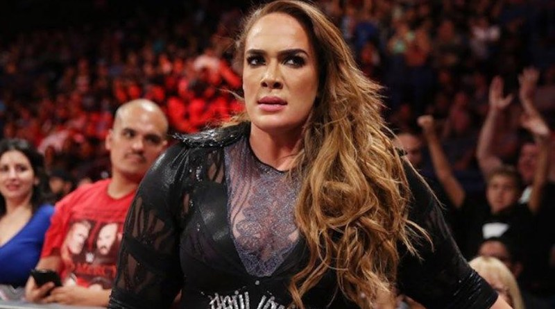 Nia Jax Mocks Ryan Satin & Wrestling Journalists.