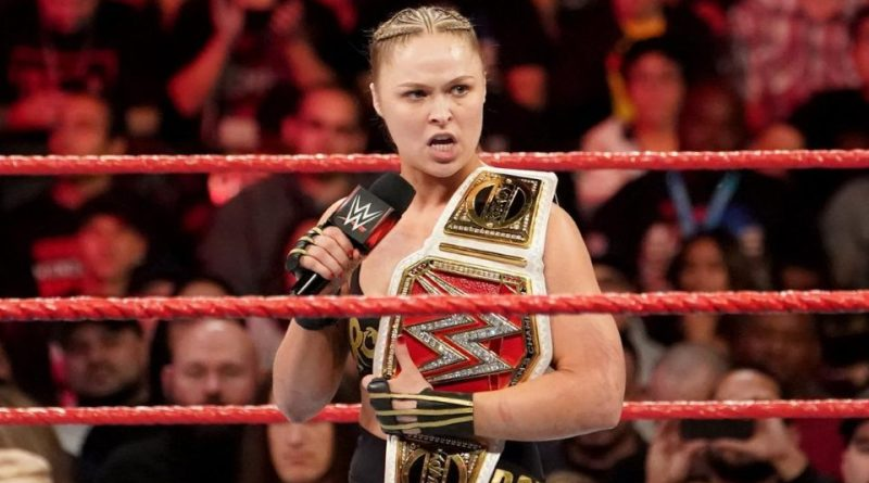 Why Ronda Rousey is Played Out