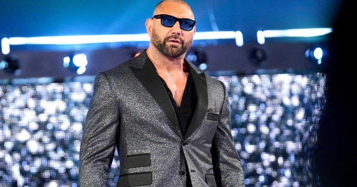 Batista Returns To RAW On Monday