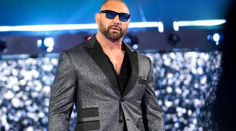 Batista Returns To RAW On Monday