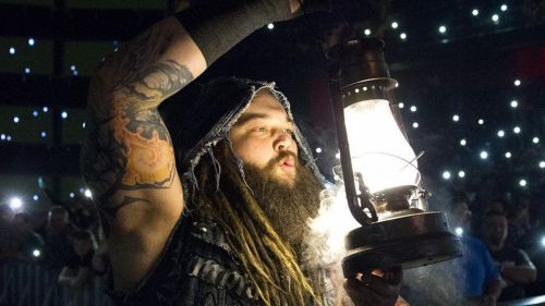 Bray Wyatt Has A New Look (Pictures)
