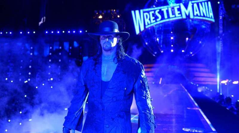 The Undertaker Makes Appearance At WWE Performance Center. Wrestlemania Bound?