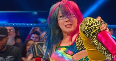 Hey, Remember When WWE Was Pushing Asuka?
