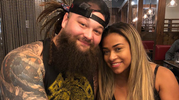 Bray Wyatt's Shows Off Massive New Tattoo, Talks Gronk In WWE and New Son.