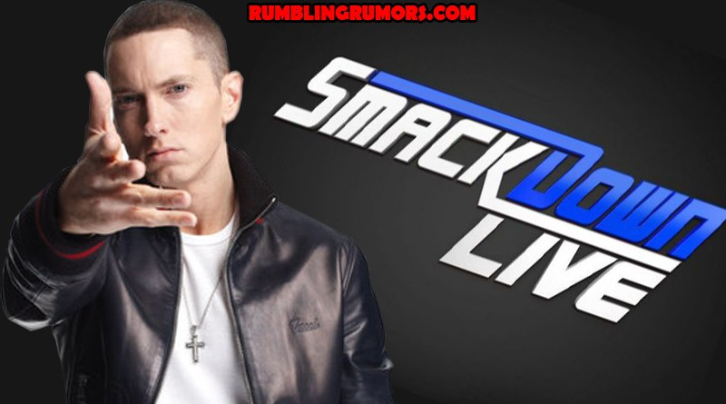 Breaking: Eminem And WWE Reach Huge Deal