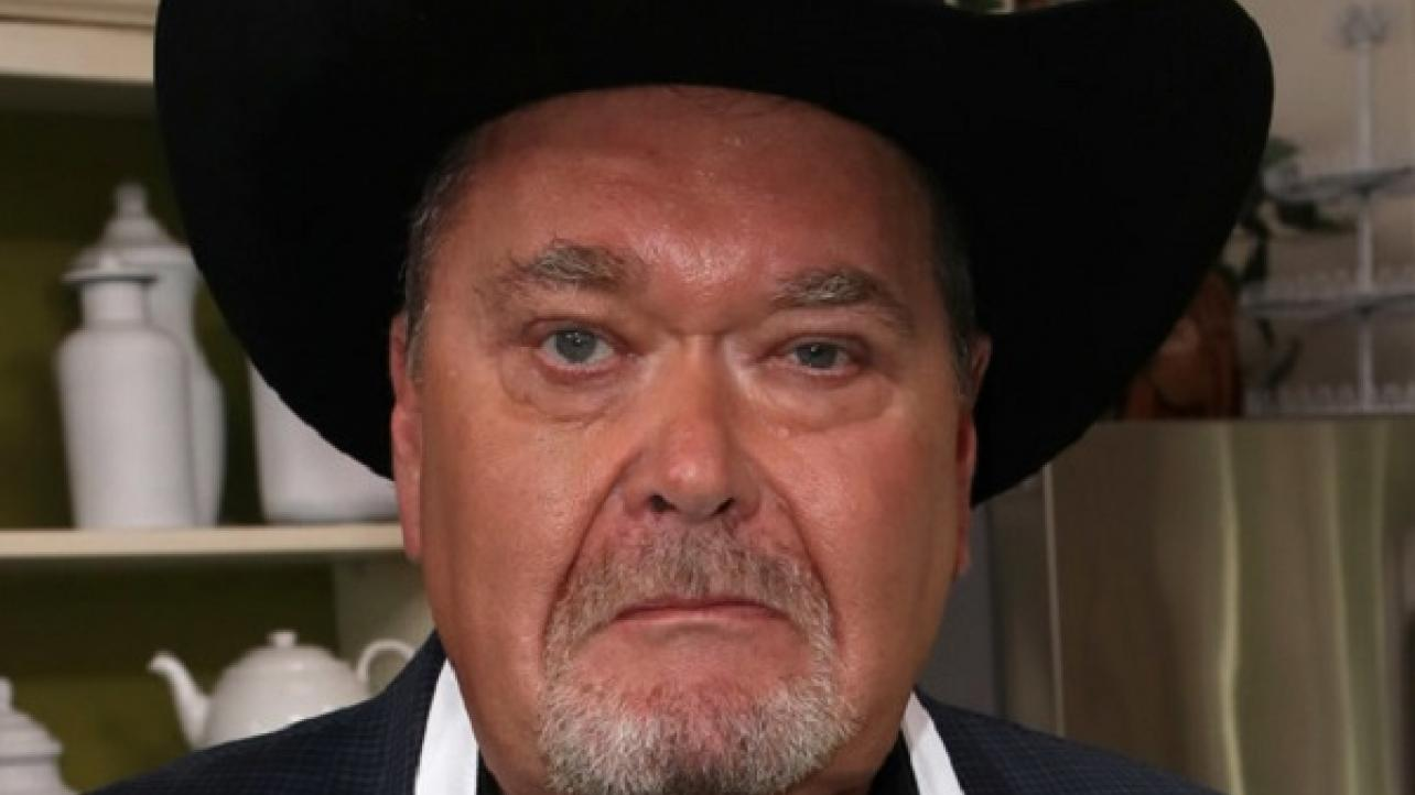 Today Is JR's Last Day With WWE. What He Said.