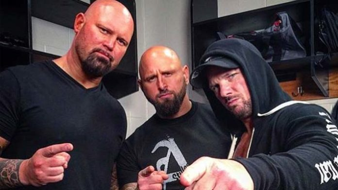Karl Anderson & Luke Gallows Turn Down Multi-Million Dollar WWE Offers.