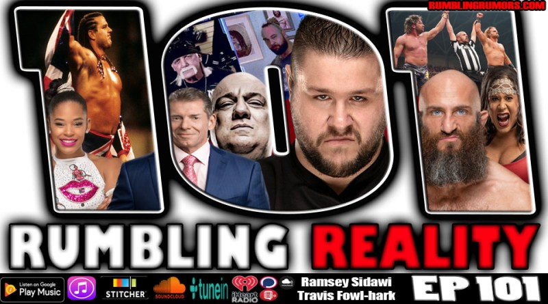Vince McMahon Stepping Back From WWE, NXT Takeover Portland,AEW This Week & More
