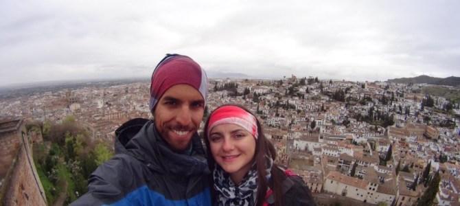 Pedaleando España: Andalucia en bicicleta.