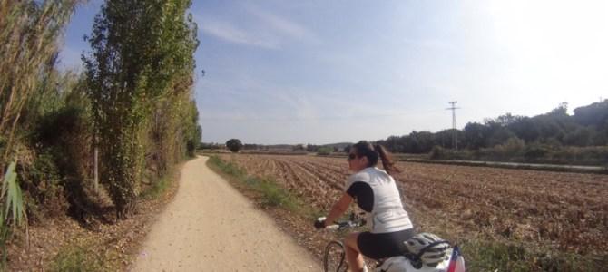 Pedaleando  España- Cataluña
