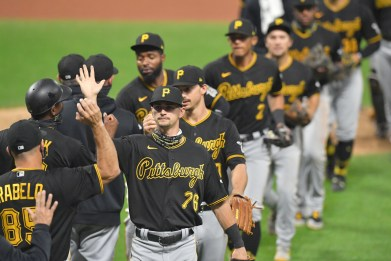 Looking at Three Off-Season Goals for the Pittsburgh Pirates