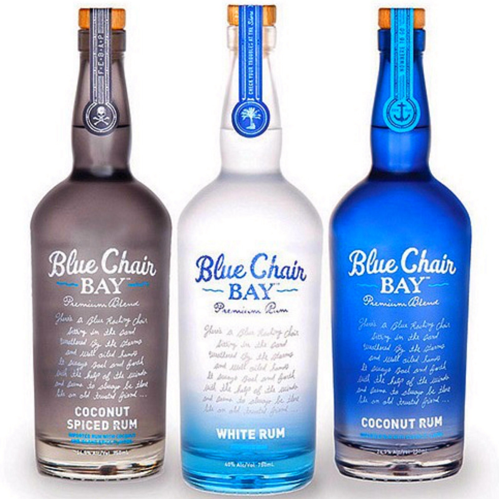 blue chair rum coors light with cooler bay on tour