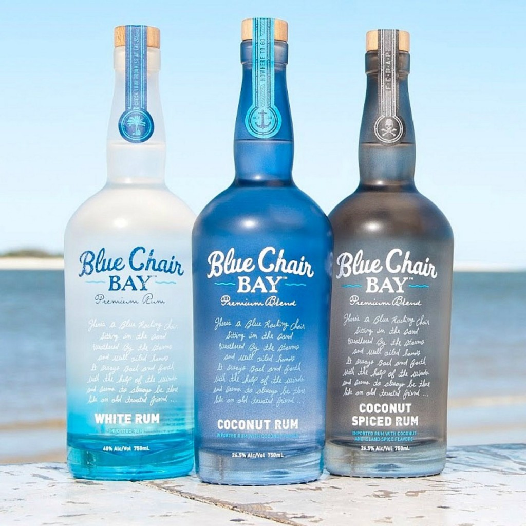 Blue Chair Bay Coconut Rum Blue Chair Bay Expands
