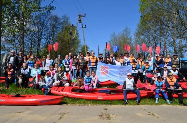 Zapraszamy na IV Rumski Spływ Kajakowy