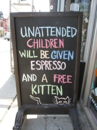 Children will be given