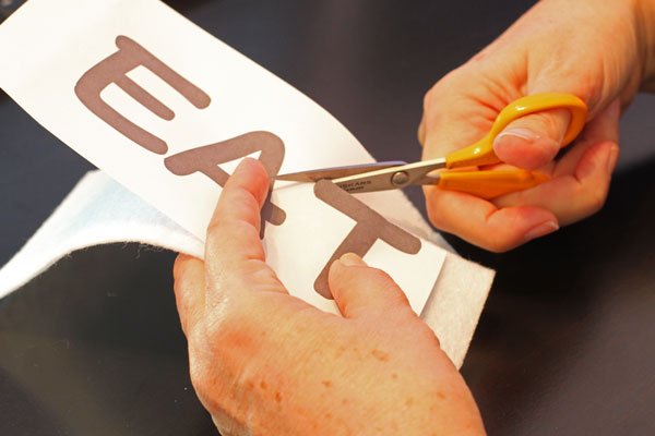 cutting-letters