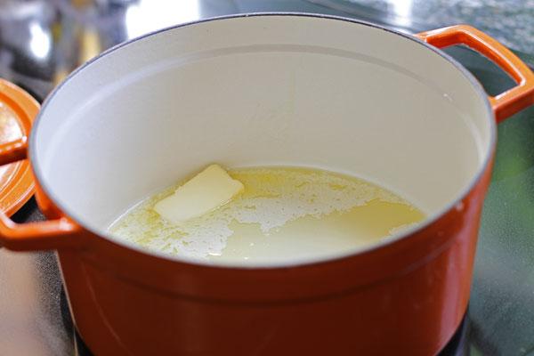 Melt-butter
