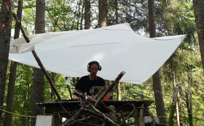 Morten praktikant ved Rumkraft
