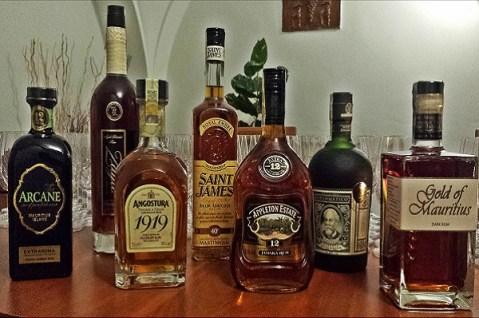 Řízená degustace rumu ve Vyškově