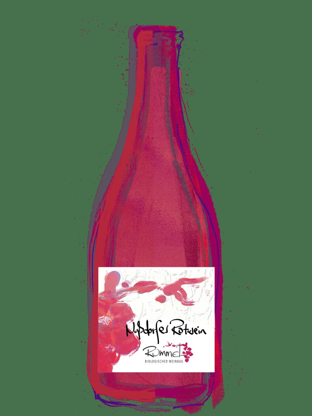 Nußdorfer Rotwein