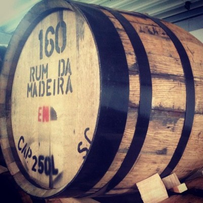Rum Da Madeira Barrel