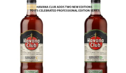 HAVANA CLUB ADDS TWO NEW EDITIONS TO ITS CELEBRATED PROFESSIONAL EDITION SERIES, IN COLLABORATION WITH CARINA SOTO VELASQUEZ AND ALEX KRATENA