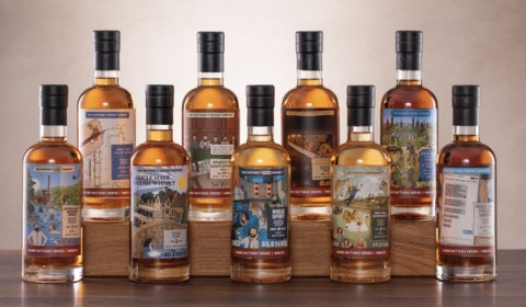 That Boutique-y Whisky & Rum Company Join Forces to Launch 'Home Nations Series'