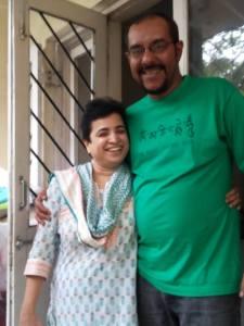 Zainab and Ranjan