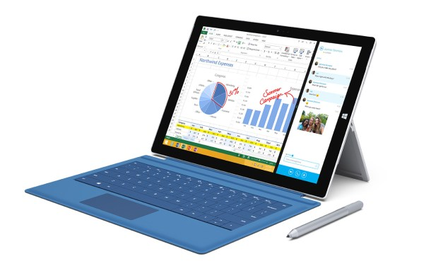 "Microsoft introduces Surface Pro 3, ""The tablet that can replace your laptop"""