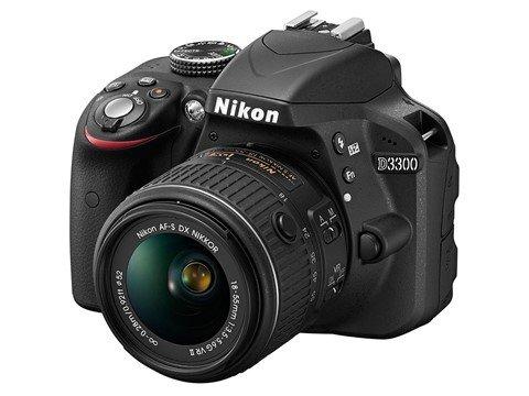Kamera Nikon D3300, Image Credit: Nikon