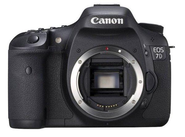 Canon EOS 7D, Image Credit : Canon