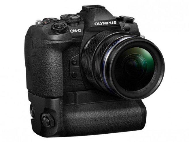 Kamera Olympus E-M1 Mark II