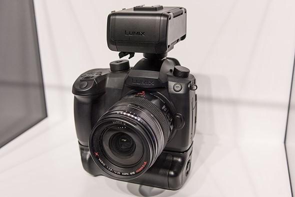 Kamera Panasonic GH5 (flash), Image Credit: Panasonic
