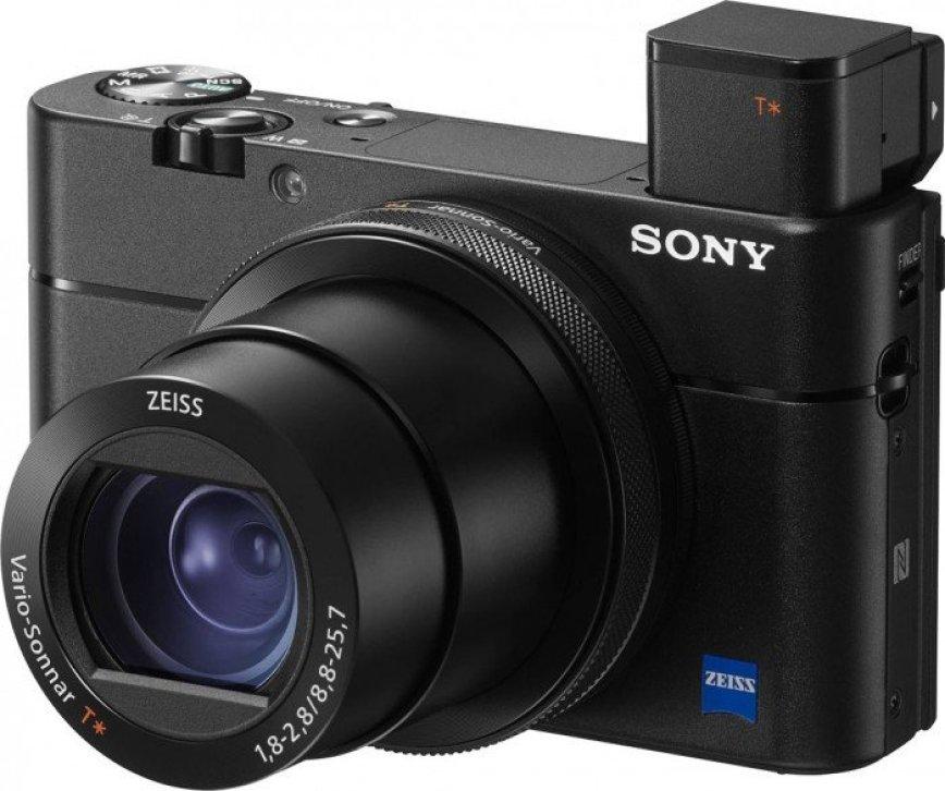 Kamera Sony RX100 Mark V, Image Credit : Sony