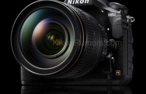 Kamera Nikon D850