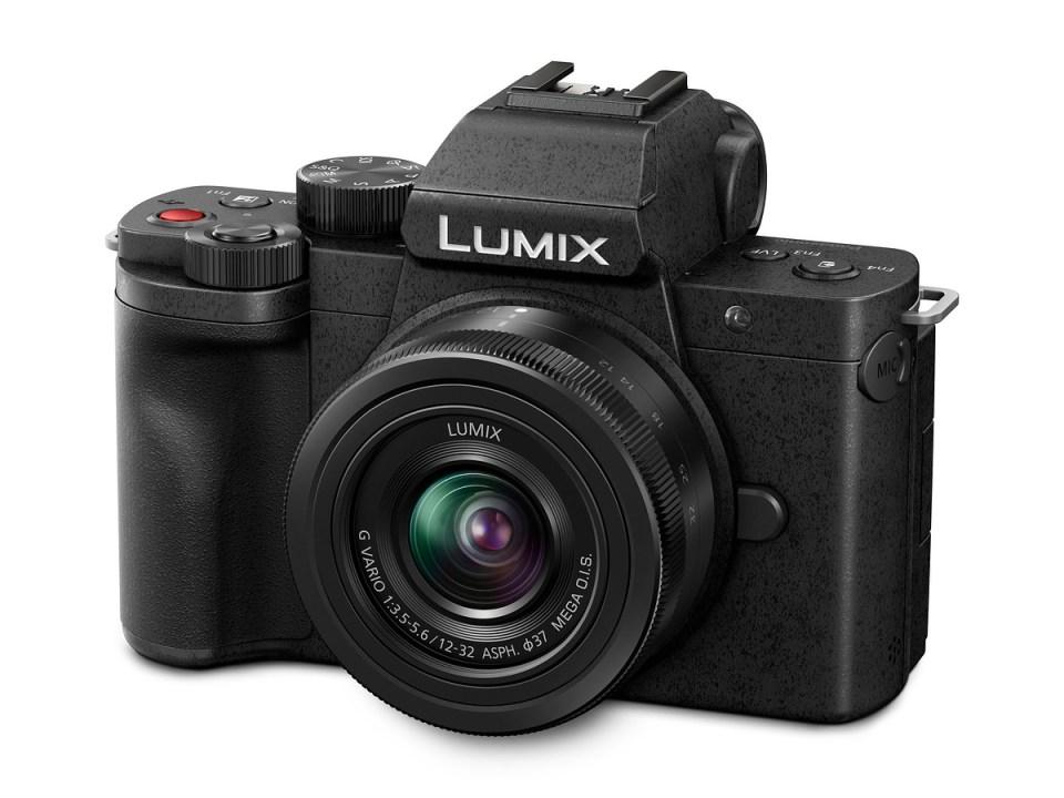 Kamera Lumix G100