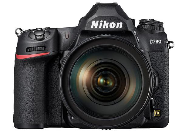 Nikon D780 Depan