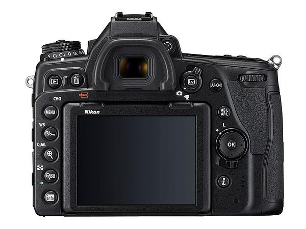 Nikon D780 Belakang