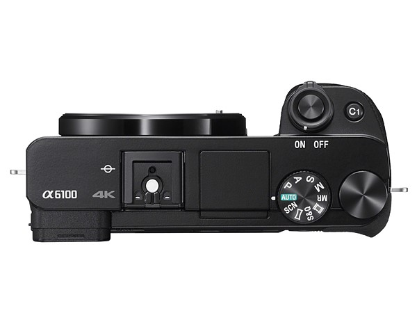 Sony A6100 Atas