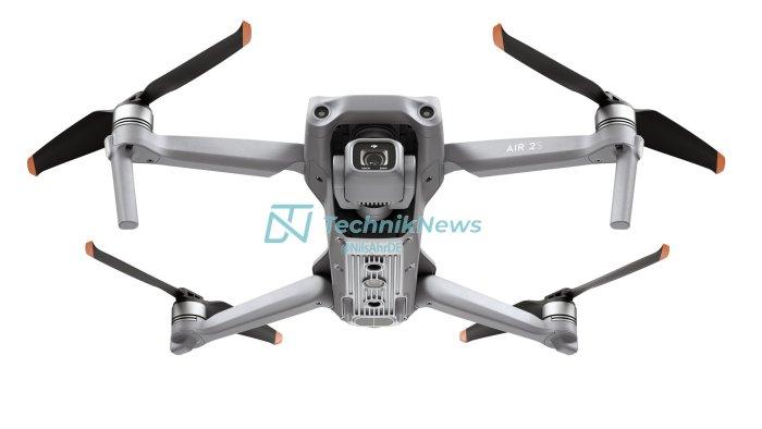 Eksklusif! Bocoran Drone DJI Air 2s Segera Dirilis