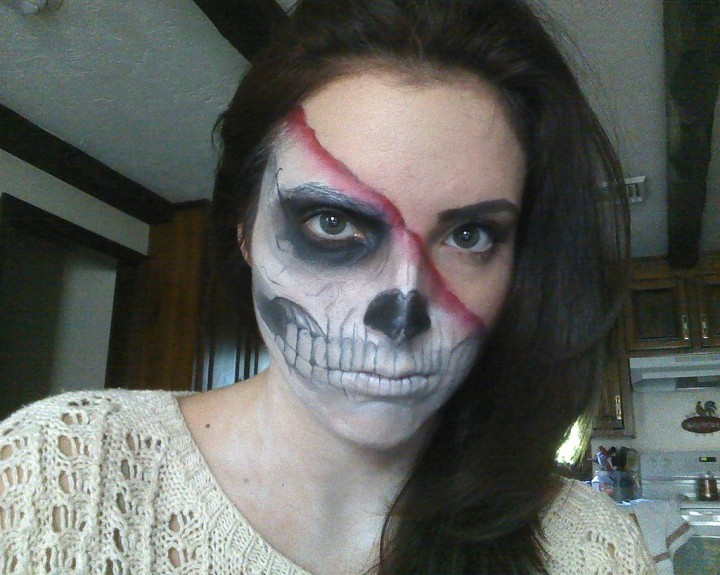 Wallpaper Zombie Girl 30 Makeup Tricks For All Your Halloween Needs