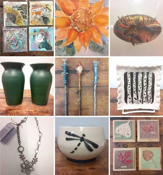 Art Gallery Items
