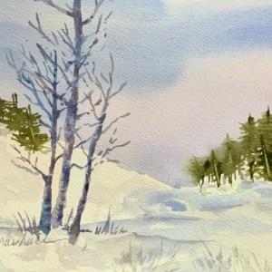 Winter Landscape Project