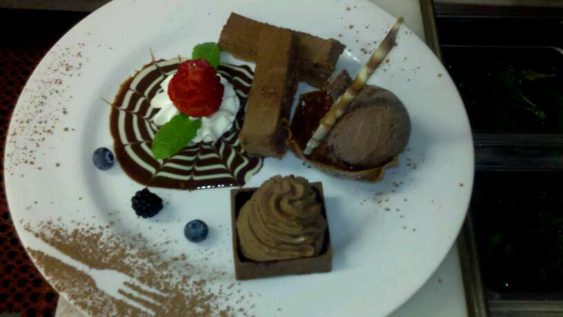 Taste Chocolate Mousse
