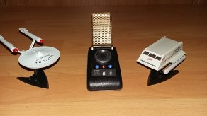 3 Running Press-Miniaturen