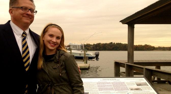 Girl Scout Project Earmarks Sandy, Storm Surge Education