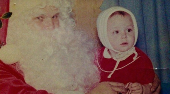 Looking Back: A Tale of Tradition and Firehouse Santa Pics