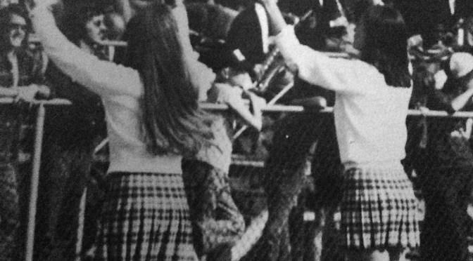 A Retro Look at RFH Cheerleaders