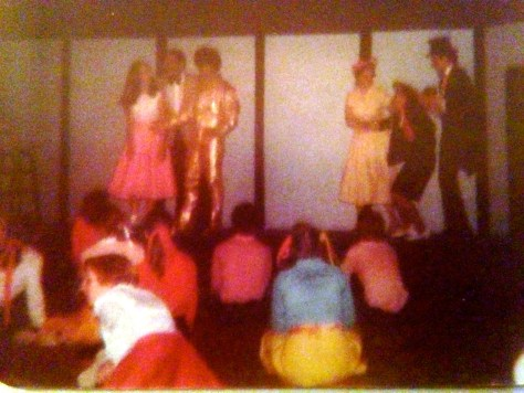 A production of Bye Bye Birdie at The Barn Theater, Rumson, circa 1977.  Photo/Sally Van Develde
